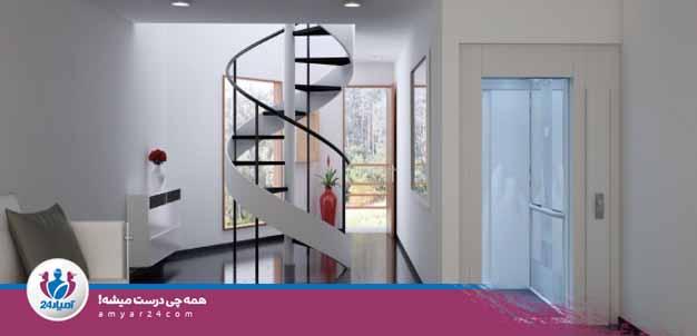 تاسیسات آسانسور-تاسیسات آسانسور-آمیار24