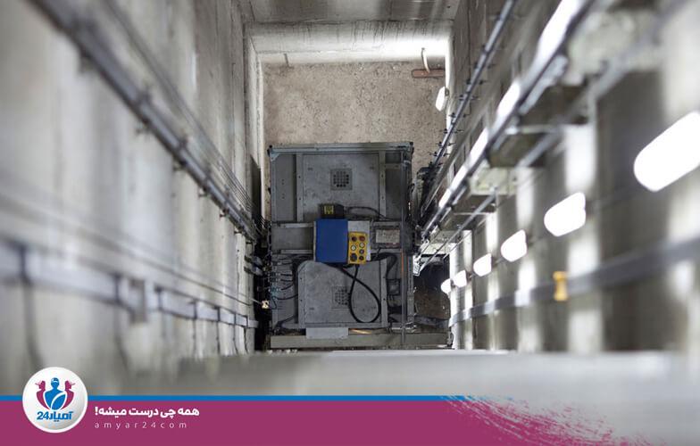 برق آسانسور-امیار24