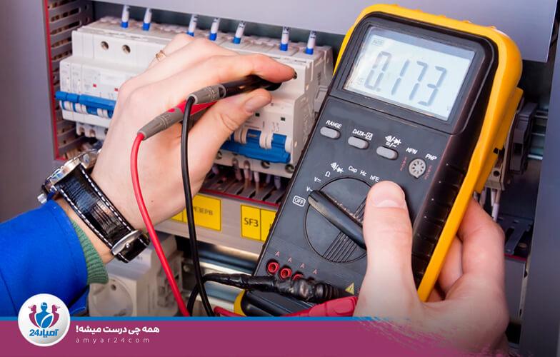 برق صنعتی-آمیار24