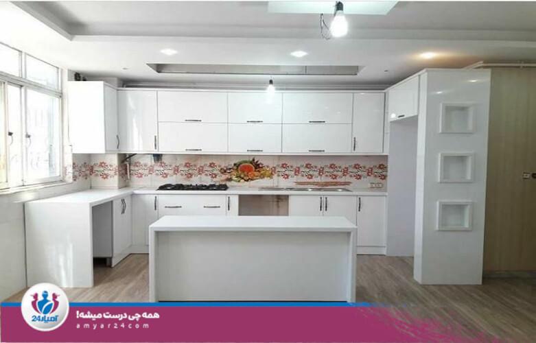 کابینت آشپزخانه-آمیار24