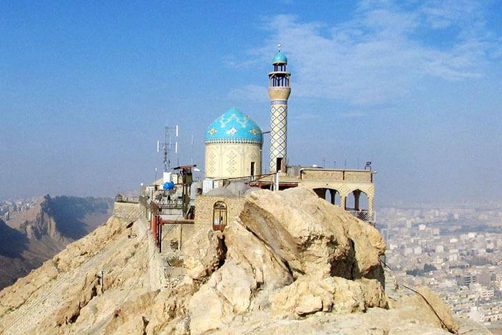 کوه خضر نبی قم-آمیار24