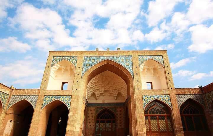 مسجدجامع قم-آمیار24