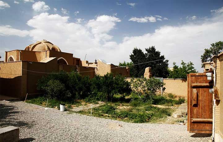 خانه قدیمی ملاصدرا کهک قم-آمیار24