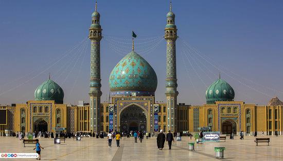 مسجد جمکران-آمیار24