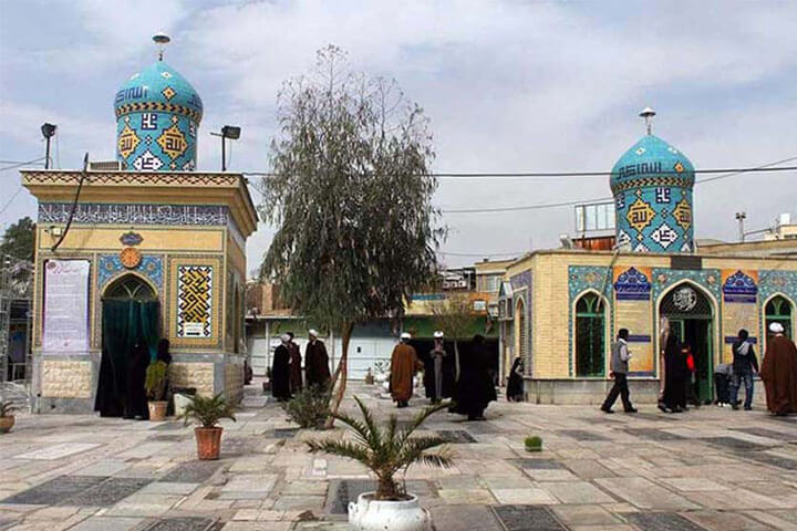 قبرستان شیخان قم-آمیار24